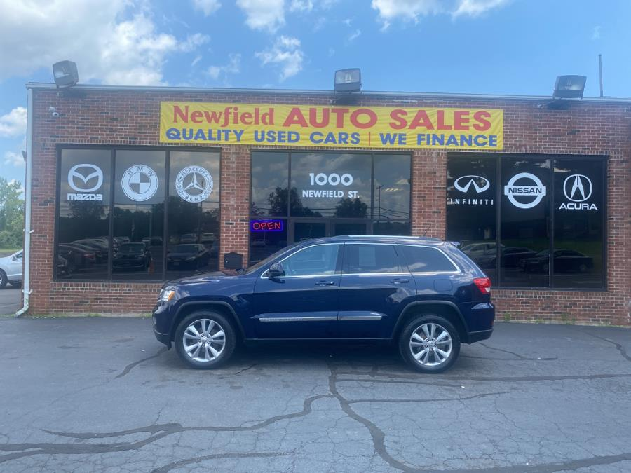 Used Jeep Grand Cherokee 4WD 4dr Laredo 2012   Newfield Auto Sales. Middletown, Connecticut