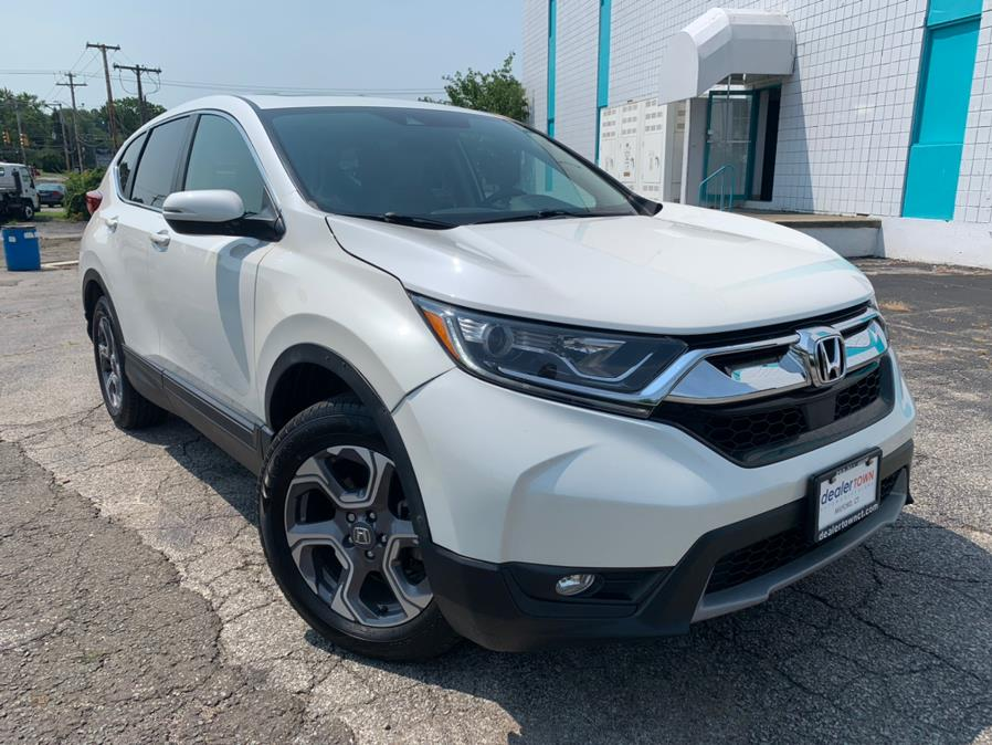Used Honda CR-V EX AWD 2017   Dealertown Auto Wholesalers. Milford, Connecticut