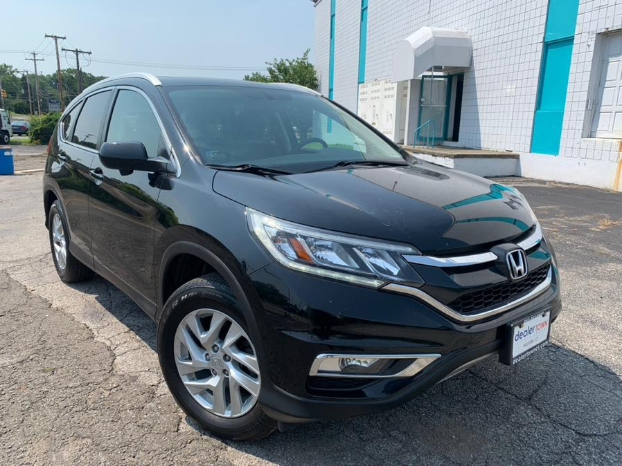 Used Honda CR-V AWD 5dr EX-L 2016   Dealertown Auto Wholesalers. Milford, Connecticut