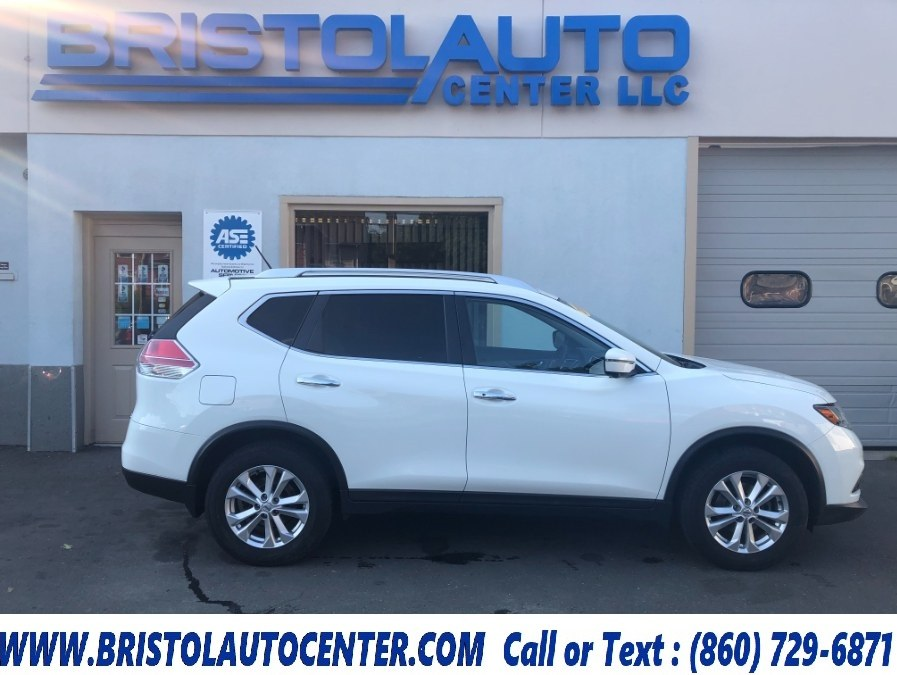 Used 2016 Nissan Rogue in Bristol, Connecticut | Bristol Auto Center LLC. Bristol, Connecticut