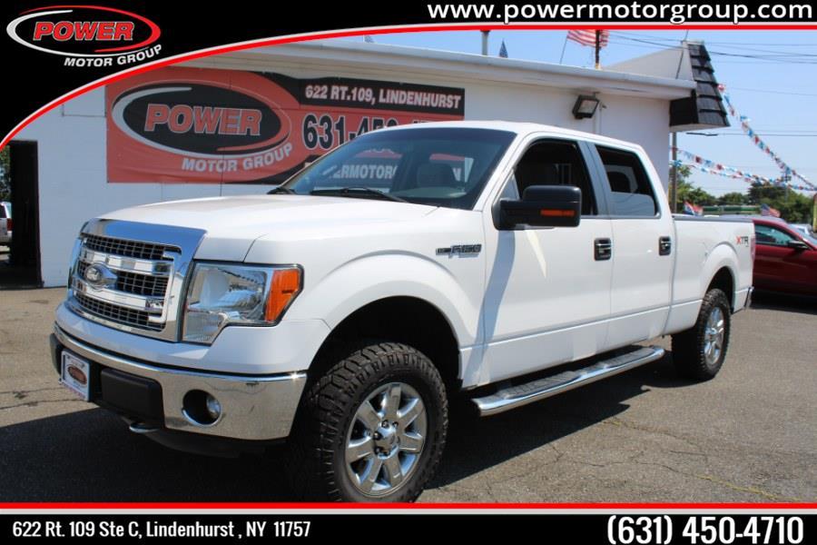 "Used Ford F-150 4WD SuperCrew 145"" XLT 2013   Power Motor Group. Lindenhurst, New York"