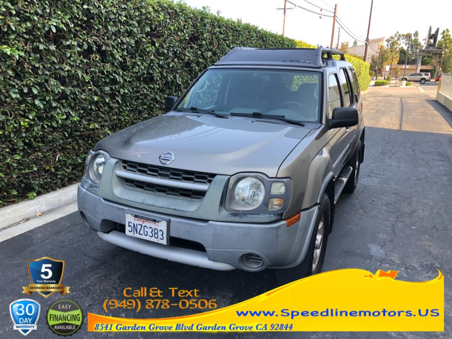 Used Nissan Xterra 4dr XE 2WD V6 Auto 2004 | Speedline Motors. Garden Grove, California