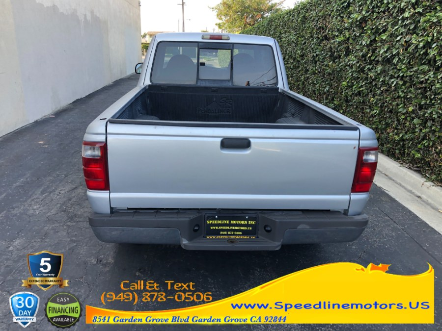 Used Ford Ranger Supercab Flare 4.0L Edge Plus 2001 | Speedline Motors. Garden Grove, California