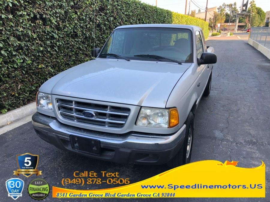 Used 2001 Ford Ranger in Garden Grove, California | Speedline Motors. Garden Grove, California