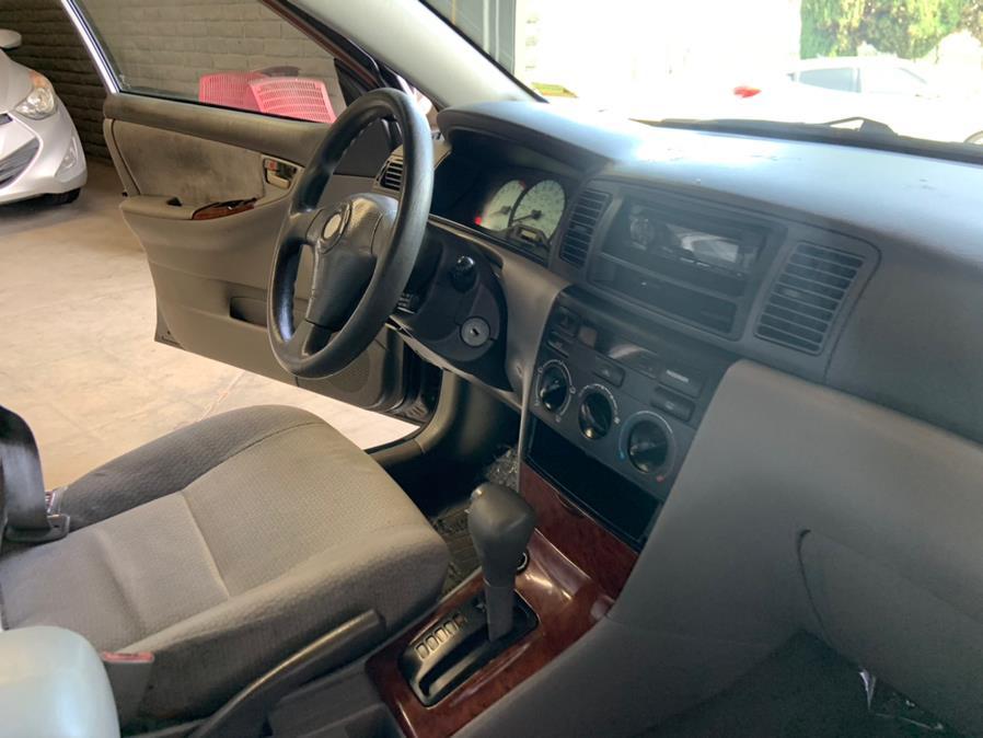 Used Toyota Corolla 4dr Sdn CE Auto 2004   U Save Auto Auction. Garden Grove, California