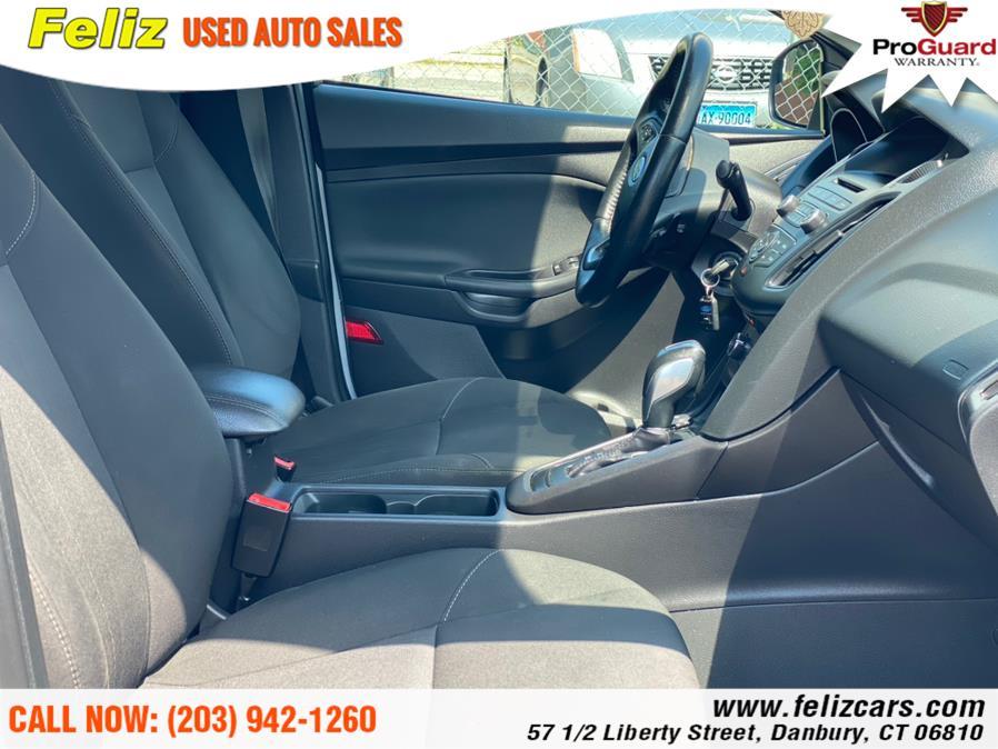 Used Ford Focus 4dr Sdn SE 2015 | Feliz Used Auto Sales. Danbury, Connecticut