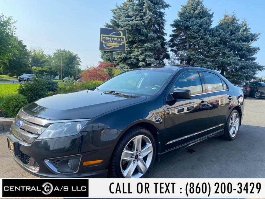 Used Ford Fusion 4dr Sdn SPORT AWD 2011   Central A/S LLC. East Windsor, Connecticut
