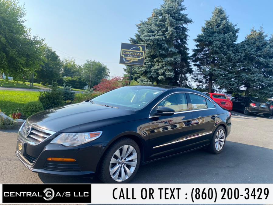 Used Volkswagen CC 4dr Sdn DSG Sport PZEV 2011   Central A/S LLC. East Windsor, Connecticut