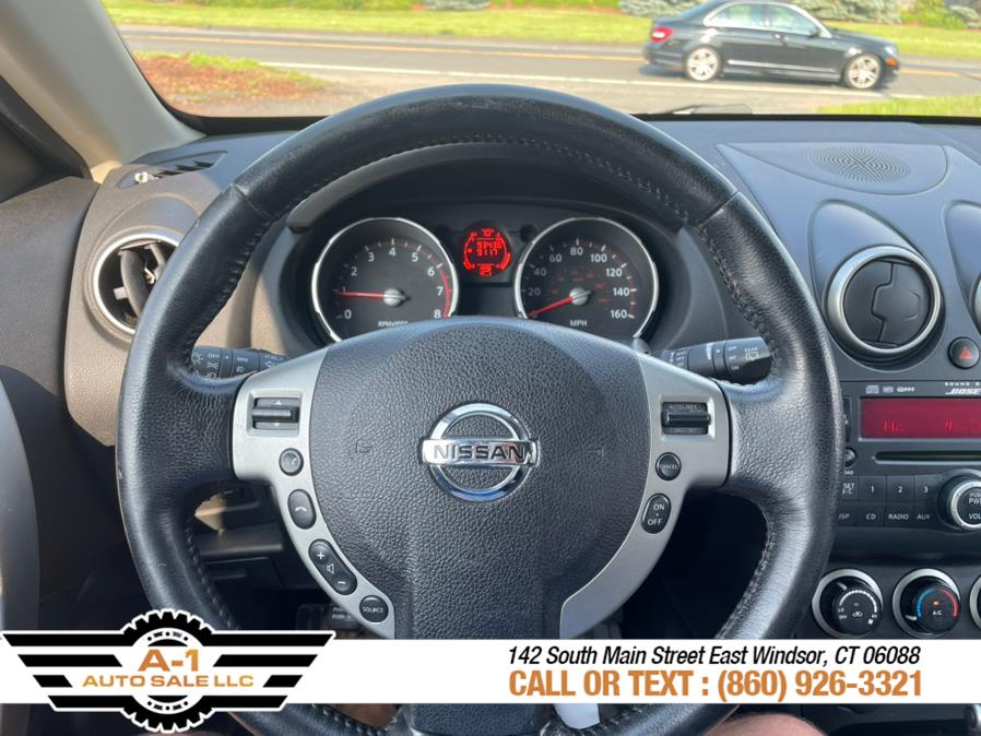 Used Nissan Rogue AWD 4dr SL 2010   A1 Auto Sale LLC. East Windsor, Connecticut