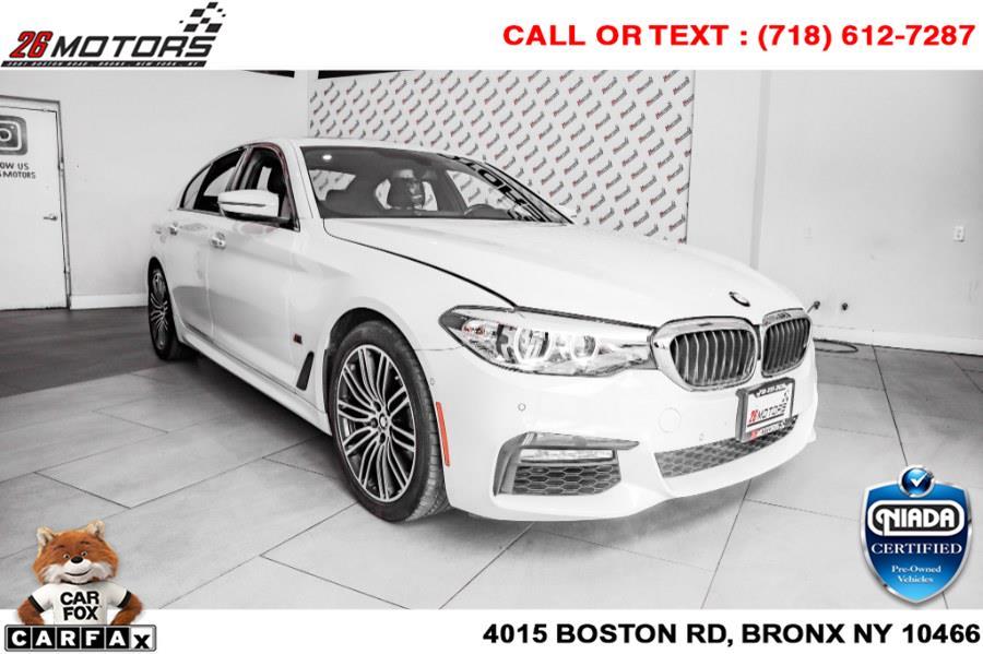 Used BMW 530 x drive 2018   26 Motors Corp. Bronx, New York