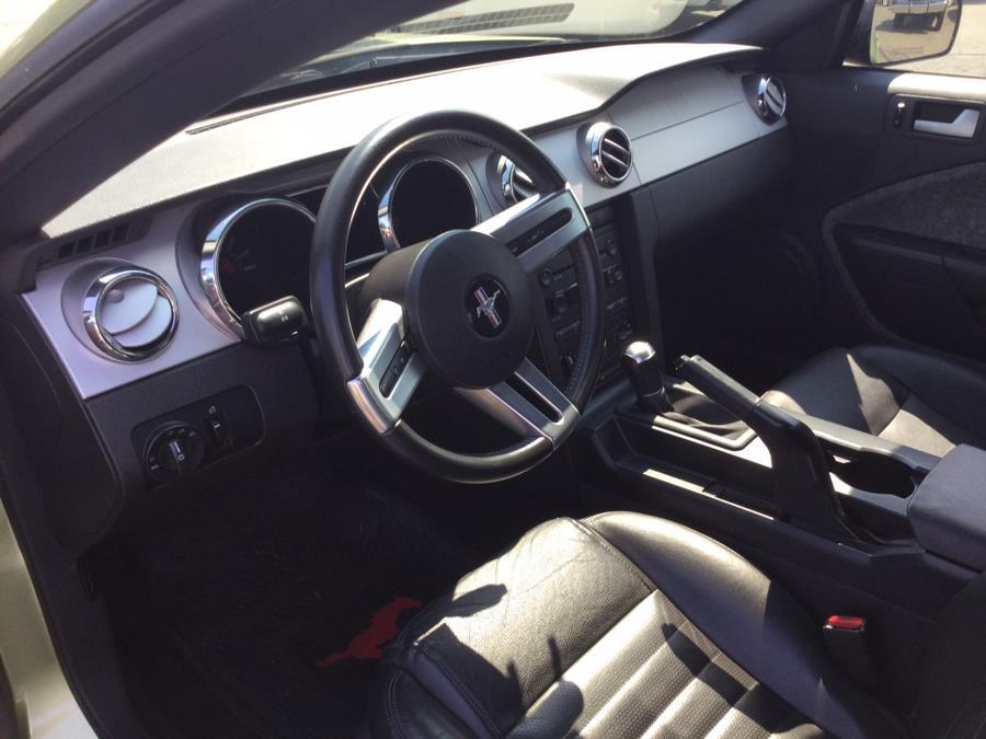 Used Ford Mustang 2dr Cpe GT Premium 2005 | L&S Automotive LLC. Plantsville, Connecticut