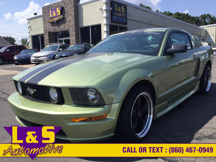 Used 2005 Ford Mustang in Plantsville, Connecticut | L&S Automotive LLC. Plantsville, Connecticut