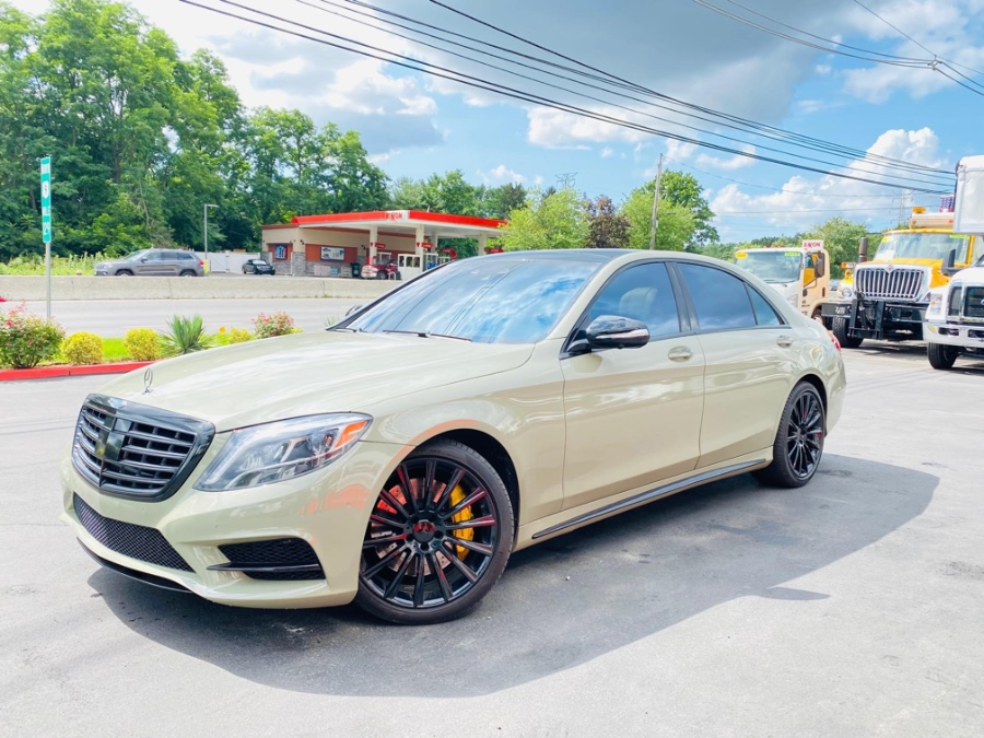Used Mercedes-Benz S-Class 4dr Sdn S 550 RWD 2015 | NJ Truck Spot. South Amboy, New Jersey