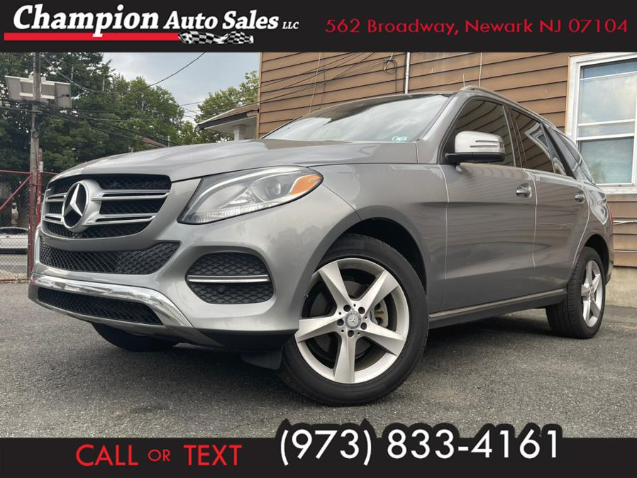 Used Mercedes-Benz GLE 4MATIC 4dr GLE 350 2016   Champion Used Auto Sales 2. Newark , New Jersey