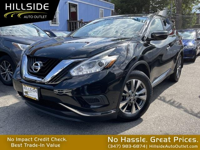 Used Nissan Murano S 2015   Hillside Auto Outlet. Jamaica, New York