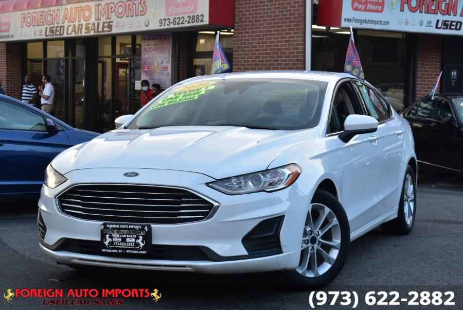 Used 2020 Ford Fusion in Irvington, New Jersey | Foreign Auto Imports. Irvington, New Jersey