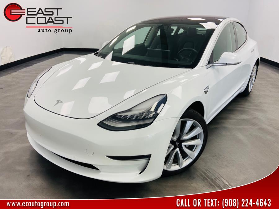 Used Tesla Model 3 Long Range Battery AWD 2018   East Coast Auto Group. Linden, New Jersey