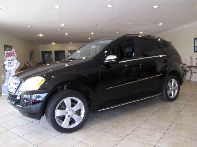 Used Mercedes-Benz M-Class RWD 4dr ML 350 2010 | Auto Network Group Inc. Placentia, California