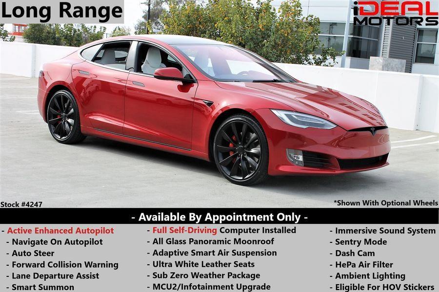 Used 2019 Tesla Model s in Costa Mesa, California | Ideal Motors. Costa Mesa, California