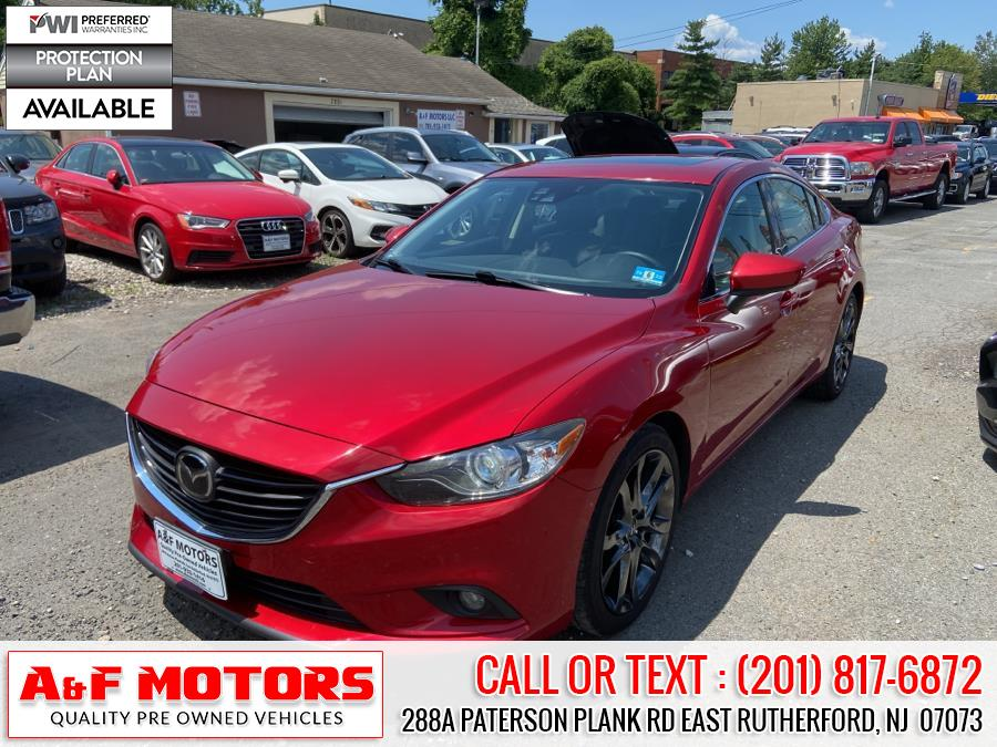 Used 2015 Mazda Mazda6 in East Rutherford, New Jersey | A&F Motors LLC. East Rutherford, New Jersey