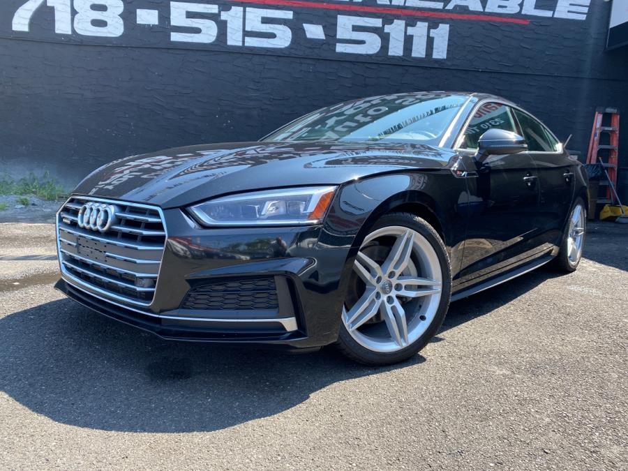 Used Audi A5 Sportback 2.0 TFSI Premium Plus 2018 | Champion Auto Sales Of The Bronx. Bronx, New York
