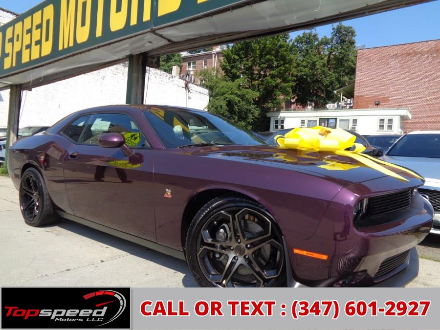 Used Dodge Challenger R/T Scat Pack 2020   Top Speed Motors LLC. Jamaica, New York