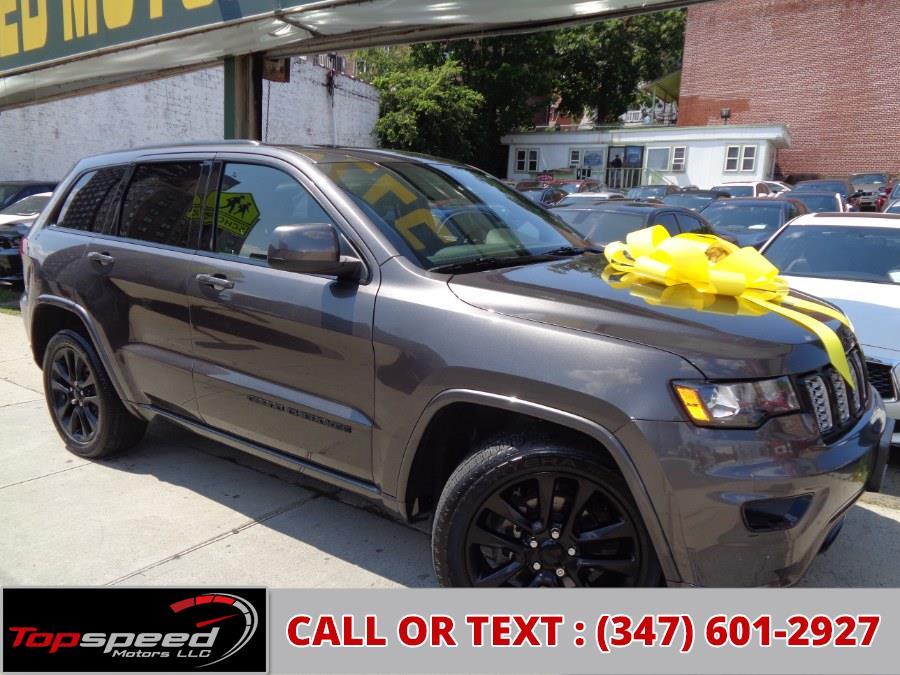 Used Jeep Grand Cherokee Altitude 4x4 2019   Top Speed Motors LLC. Jamaica, New York