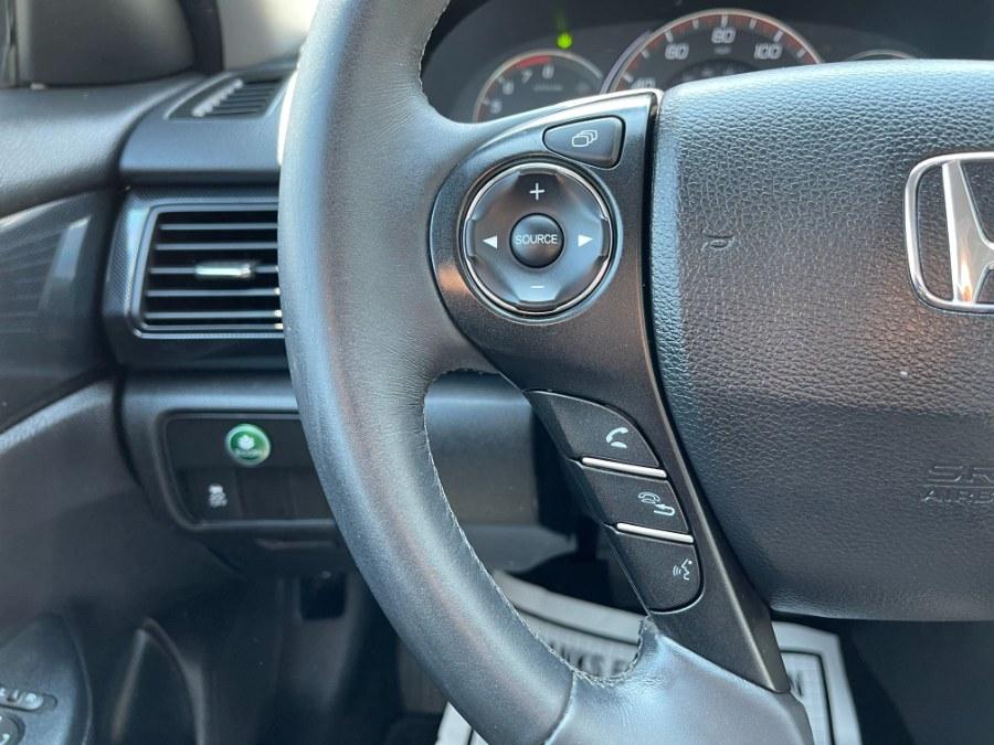 Used Honda Accord Sedan 4dr I4 CVT Sport 2015   DZ Automall. Paterson, New Jersey