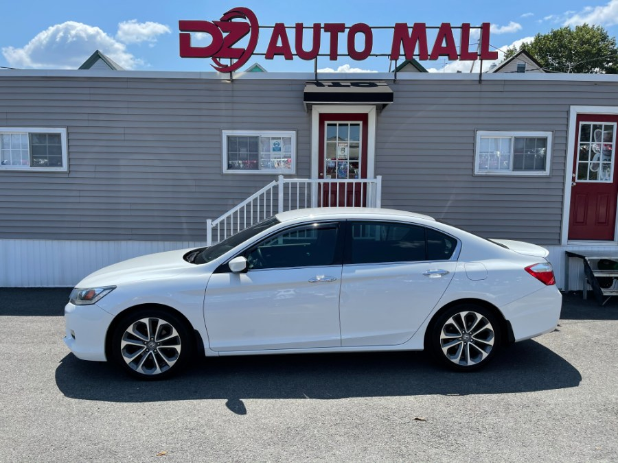 Used 2015 Honda Accord Sedan in Paterson, New Jersey | DZ Automall. Paterson, New Jersey