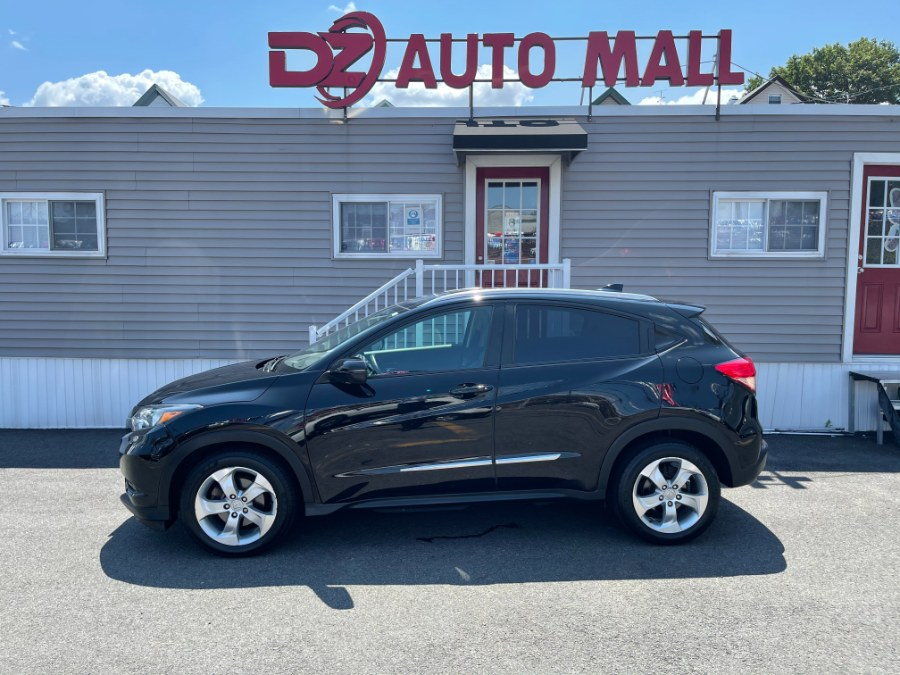 Used 2016 Honda HR-V in Paterson, New Jersey | DZ Automall. Paterson, New Jersey