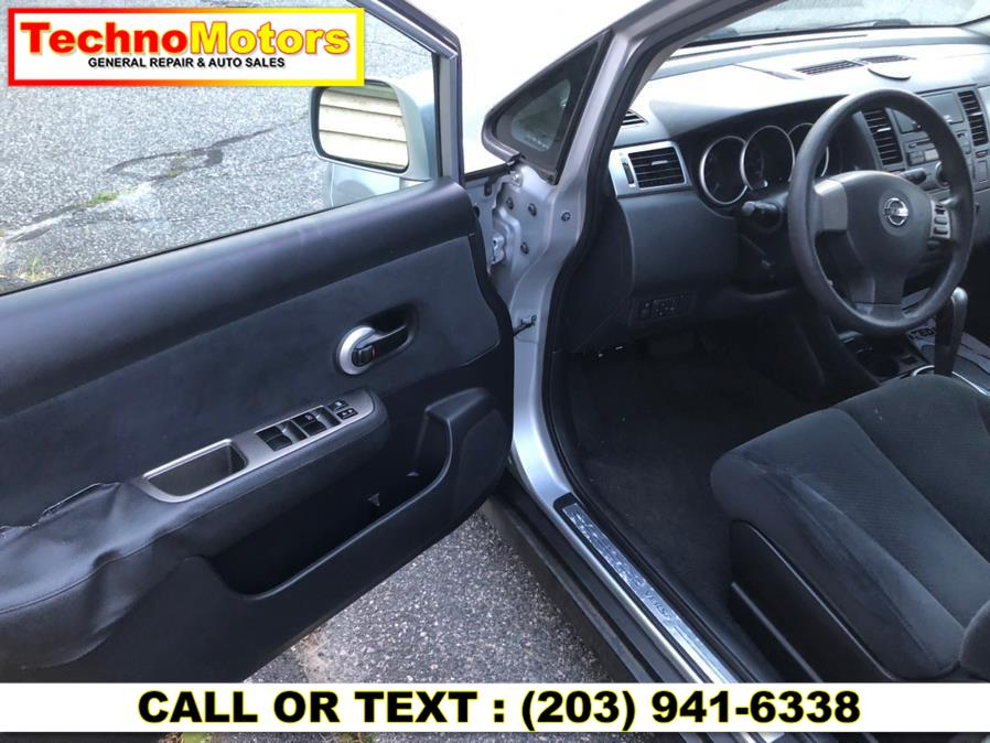 Used Nissan Versa 5dr HB I4 CVT 1.8 SL 2010 | Techno Motors . Danbury , Connecticut