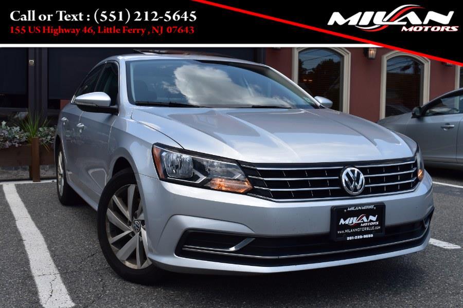 Used Volkswagen Passat 2.0T SE w/Technology Auto 2018   Milan Motors. Little Ferry , New Jersey