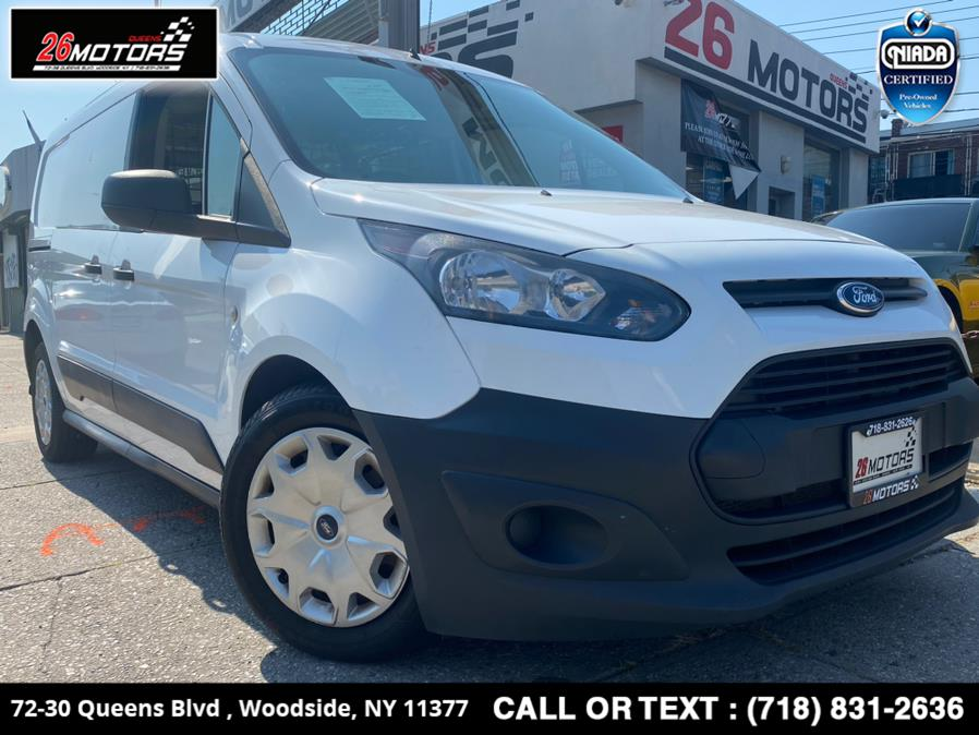 Used 2016 Ford Transit Connect in Woodside, New York | 26 Motors Queens. Woodside, New York