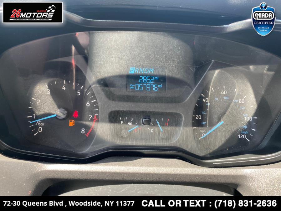 "Used Ford Transit Van T-350 148"" Med Rf 9500 GVWR Sliding RH Dr 2018 | 26 Motors Queens. Woodside, New York"