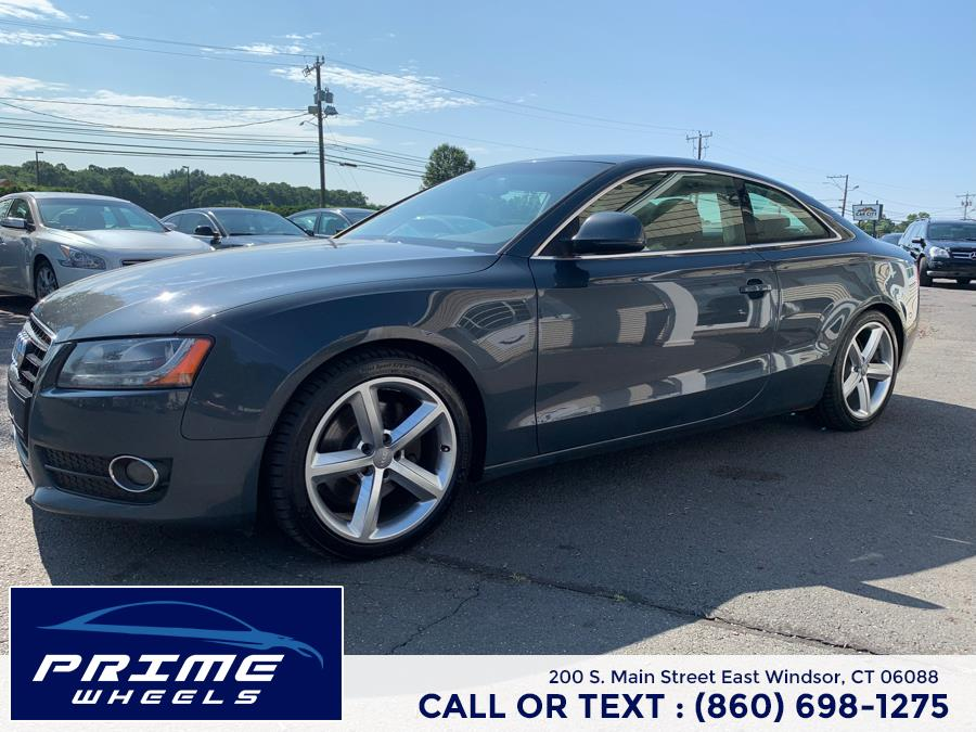 Used 2008 Audi A5 in East Windsor, Connecticut   Prime Wheels. East Windsor, Connecticut