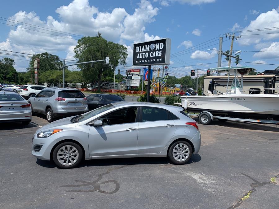 Used 2016 Hyundai Elantra GT in Vernon, Connecticut | Diamond Auto Cars LLC. Vernon, Connecticut