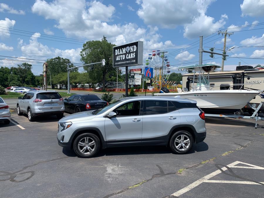 Used 2018 GMC Terrain in Vernon, Connecticut   Diamond Auto Cars LLC. Vernon, Connecticut