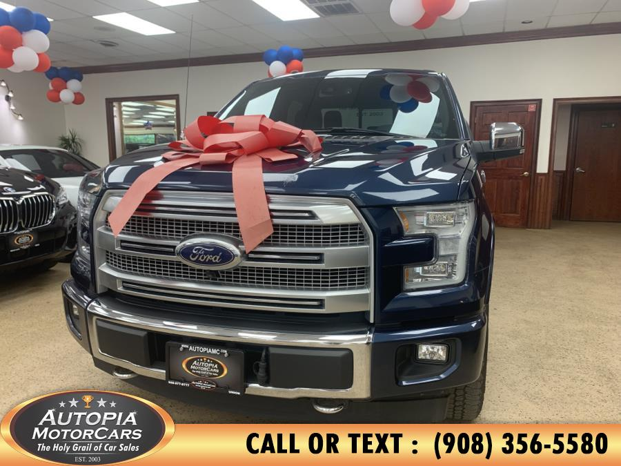Used 2017 Ford F-150 in Union, New Jersey | Autopia Motorcars Inc. Union, New Jersey