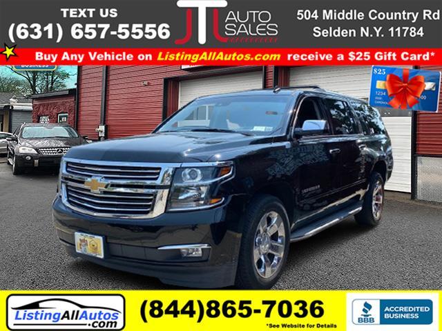 Used Chevrolet Suburban 4WD 4dr LTZ 2015 | www.ListingAllAutos.com. Patchogue, New York