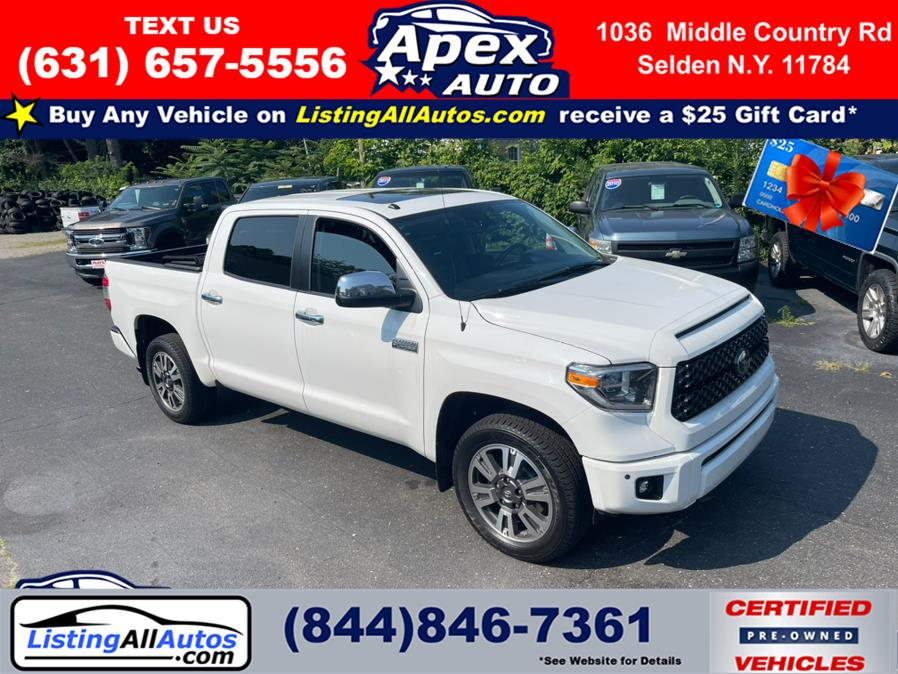 Used 2018 Toyota Tundra 4WD in Patchogue, New York | www.ListingAllAutos.com. Patchogue, New York