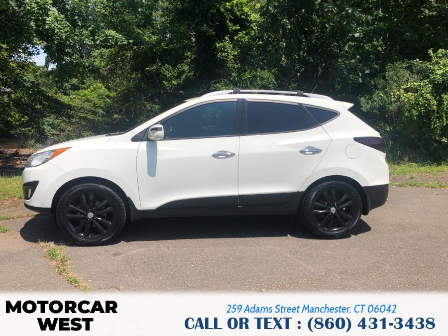 Used Hyundai Tucson AWD 4dr Auto Limited *Ltd Avail* 2011 | Motorcar West. Manchester, Connecticut