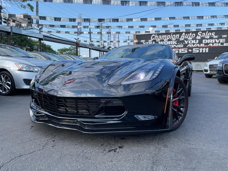 Used 2016 Chevrolet Corvette in Bronx, New York | Champion Auto Sales. Bronx, New York