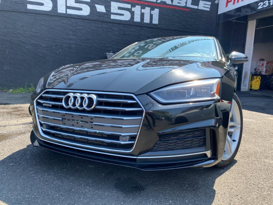 Used 2018 Audi A5 Sportback in Bronx, New York | Champion Auto Sales. Bronx, New York