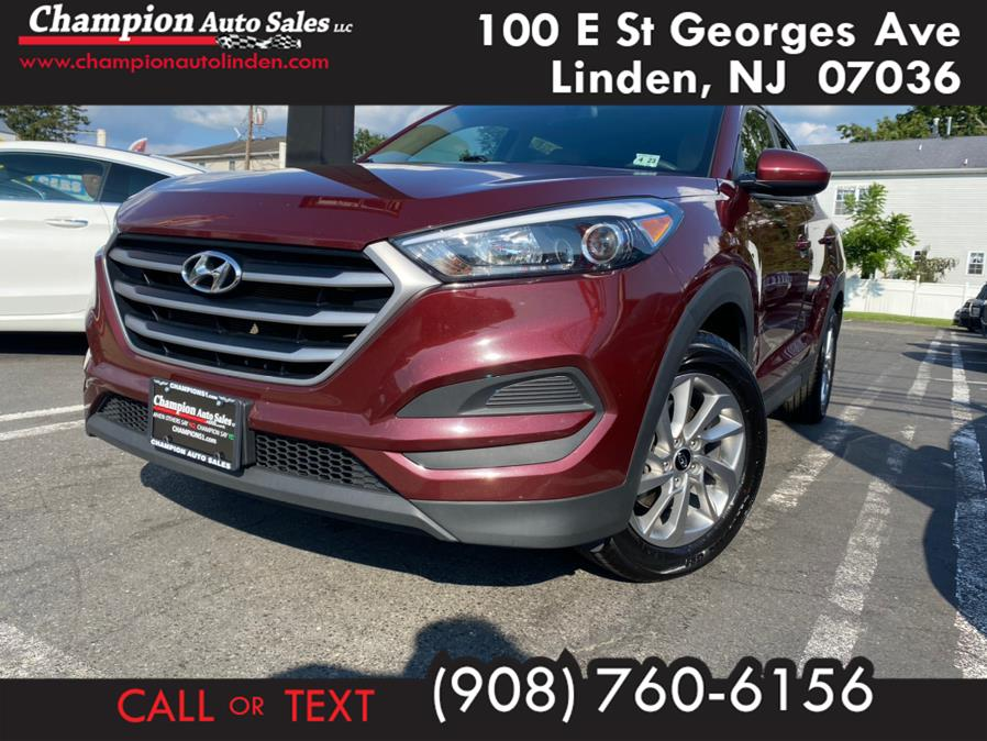 Used 2018 Hyundai Tucson in Linden, New Jersey | Champion Auto Sales. Linden, New Jersey