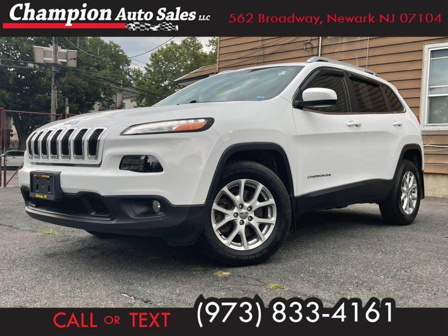 Used 2015 Jeep Cherokee in Newark, New Jersey | Champion Auto Sales. Newark, New Jersey