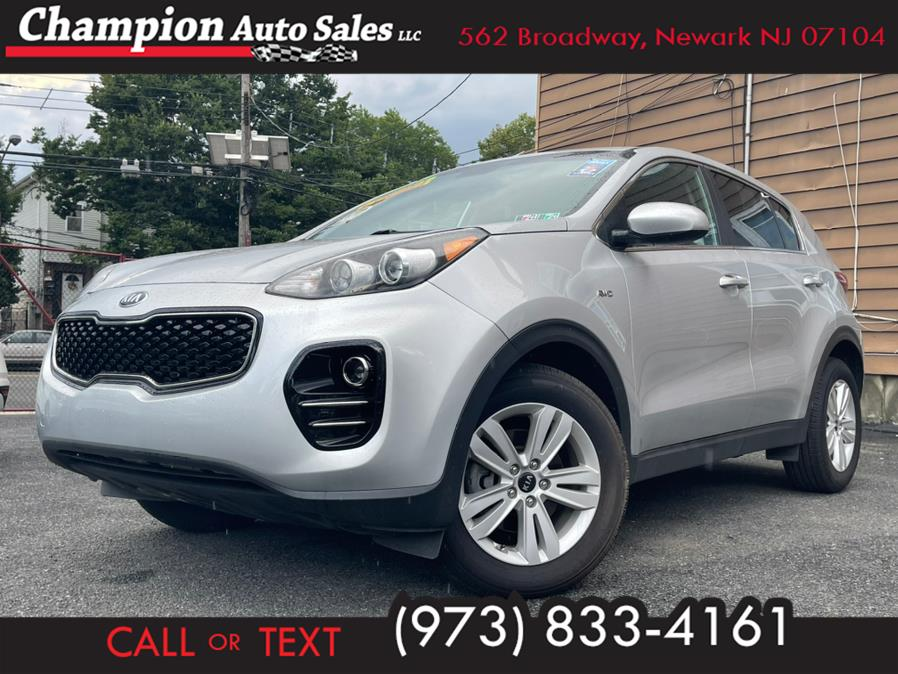 Used 2019 Kia Sportage in Newark, New Jersey | Champion Auto Sales. Newark, New Jersey
