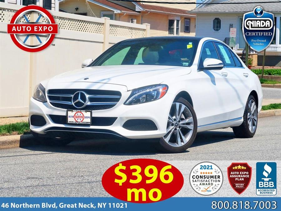 Used Mercedes-benz C-class C 300 2019   Auto Expo Ent Inc.. Great Neck, New York