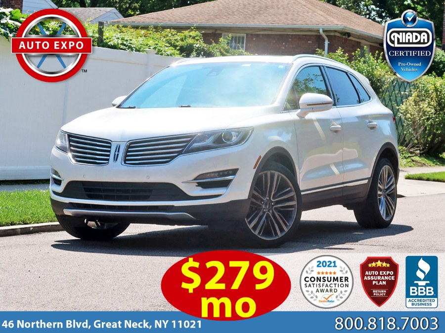 Used 2016 Lincoln Mkc in Great Neck, New York | Auto Expo Ent Inc.. Great Neck, New York