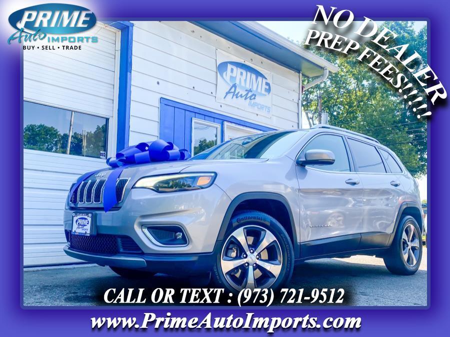 Used 2019 Jeep Cherokee in Bloomingdale, New Jersey | Prime Auto Imports. Bloomingdale, New Jersey