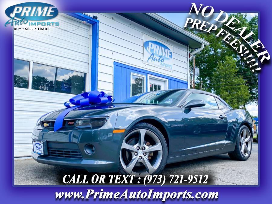 Used 2014 Chevrolet Camaro in Bloomingdale, New Jersey | Prime Auto Imports. Bloomingdale, New Jersey